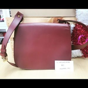Cartier Bags - CARTIER SHOULDER BAG EUC